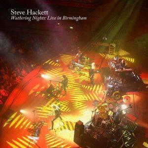 Steve Hackett - Wuthering Nights